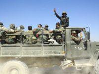 SAA Terus Menekan Garis Pertahanan Kelompok Militan di Ghouta Timur