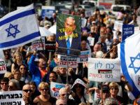 Gelar Demo, Warga Israel Tuntut Netanyahu Turun Jabatan