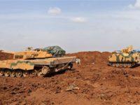 Turki Kuasai Kota Afrin Setelah Lakukan Serangan Penuh