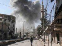 76 Warga Sipil Keluar Dari Ghouta Timur, Teroris Tembaki Warga