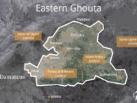 SOHR: Tentara Suriah Kuasai Lebih Dari 70% Wilayah Ghouta Timur