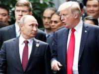 Trump: Jika Rusia Ingin Perang, Kami Akan Menang
