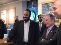 Putera Mahkota Saudi Temui Pemimpin Lobby Pro-Israel