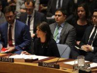PBB Adopsi 5 Resolusi Anti-Israel, AS Geram