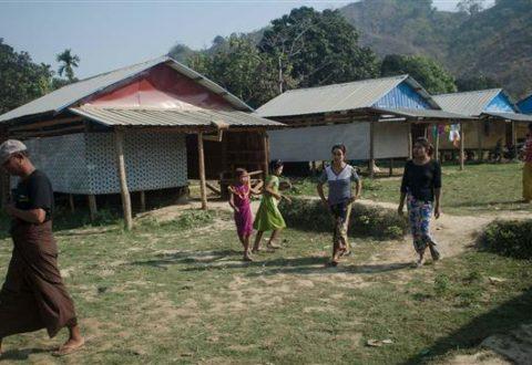 Pemerintah Myanmar Kirim Warga Buddha Tempati Rakhine