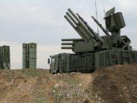 Sistem Pertahanan Rusia di Suriah Bekerja 100%