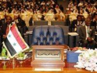 Irak Berupaya Kembalikan Suriah ke Liga Arab