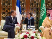 Terungkap, Perdebatan Macron-Bin Salman Terkait Iran