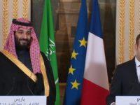 Prancis dan Saudi Sepakat Hadapi 'Ekspansi' Iran