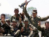 Tentara Suriah Bebaskan Douma Sepenuhnya