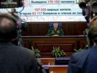 Rusia Sebut Inggris di Balik Serangan Kimia di Suriah