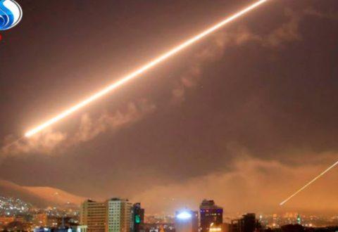 Skenario AS untuk Serangan Berlipat ke Suriah