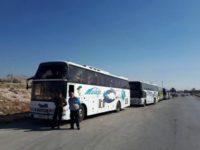 Bulan ini, 12.000 Lebih Militan Jaysh al-Islam Telah Tinggalkan Douma