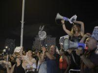 Ribuan Warga Israel Gelar Demo Melawan Pemerintah