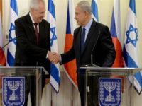 Republik Ceko Buka Kembali Konsulatnya di Quds
