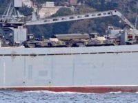 Respon Serangan Koalisi AS, Rusia Kirim Senjata ke Suriah
