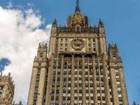 Rusia: Tuduhan Serangan Kimia Hanyalah Dalih Untuk Lindungi Teroris