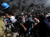 2 Warga Palestina Gugur, Ratusan Lainnya Luka Diserang Pasukan Israel Di Gaza