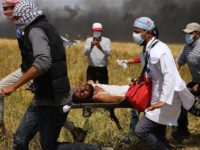 1 Orang Palestina Gugur, 396 Lainnya Cidera Diserang Pasukan Israel