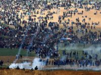 "Aksi ""The Great March of Riturn"" Masuki Jumat ke-48, Satu Bocah Palestina Gugur"