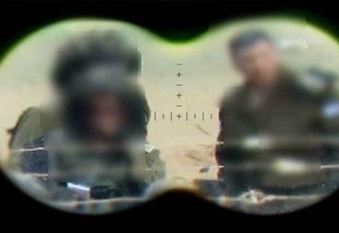 Video: Para Jenderal Israel Diteropong Oleh Penembak Jitu Brigade Al-Quds Dukungan Iran
