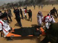 Dokter: Luka Tembakan Demonstran Gaza Lebih Parah dari Biasanya