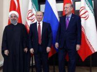 Erdogan: Turki Bekerjasama Dengan Rusia Dan Iran Soal Idlib