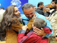 Babak Pertama Pembebasan Tawanan Jaish al-Islam di Douma Berjalan Sukses