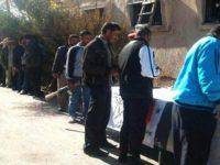 Di Homs, Para Pemberontak Menyerahkan Diri Pada Pemerintah Suriah