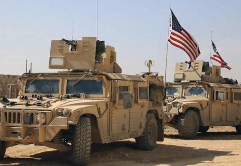 AS Dan Arab Menjelang Serangan Balasan Pasukan Iran Di Suriah