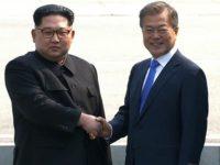 Pemimpin Korut dan Korsel Lakukan Pertemuan Bersejarah