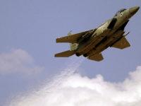 Israel Bombardir Hama dan Aleppo Dengan Rudal Buatan AS