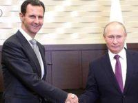 Putin:Kini Saatnya Pulihkan Ekonomi Suriah
