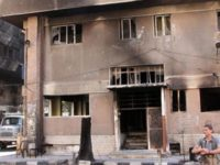 ISIS Bakar Rumah Warga Sebelum Keluar dari Damaskus