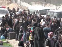 Sekitar 300 Pengungsi Suriah Telah Kembali Ke Rumah Mereka