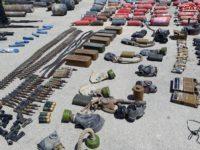 Militer Suriah Berhasil Temukan Ratusan Senjata di Selatan Damaskus