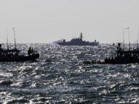 Israel Bangun Penghalang di Pantai Utara Gaza