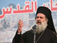 Uskup Senior Yerusalem Seru Umat Kristiani Bela al-Quds