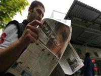 AFP: Diancam AS, Warga Iran Cuek Bebek