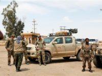 Prancis Tingkatkan Militernya di Sepanjang Perbatasan Irak-Suriah
