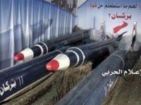 Rudal-rudal Yaman Hantam Ibu Kota Riyadh, Arab Saudi