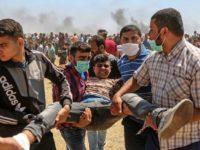 Peresmian Kedubes AS Di Al-Quds, Tentara Zionis Bantai 58 Orang Palestina