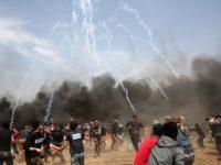 "Aksi ""Great March of Return""Masuki Jumat Ke-9 Di Gaza"