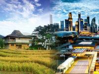 Kota dan Desa Berebut Makna
