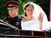 Realitas Kelam di Balik Glamoritas Pernikahan Pangeran Harry-Meghan