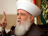 Mufti Lebanon Fatwakan Jihad Melawan Israel