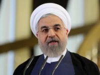Presiden Iran, Hassan Rouhani.