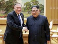 AS Berjanji Tak Akan Gulingkan Rezim Korea Utara