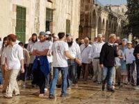 Peringati 51 Tahun Pendudukan Al-Quds Timur, Warga Zionis Gelar Pawai Akbar
