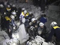 Warga Suriah Ingatkan Adanya Potensi Provokasi White Helmet di Idlib